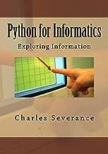 Best python for informatics Reviews