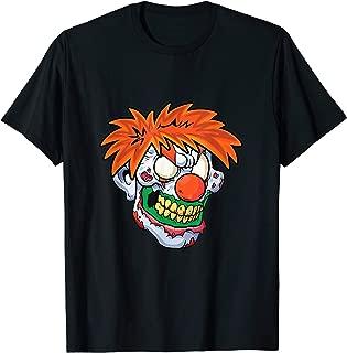 Irish Scary Killer Clown Halloween Costume | Horror Movie T-Shirt
