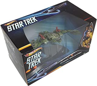 Hot Wheels Collector Star Trek Klingon Bird of Prey Vehicle