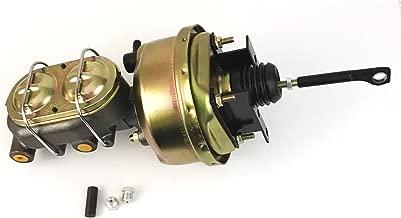 "55-57 BelAir 8/"" Dual Chrome Power Brake Booster 1-?/"" Bore Side Disc//Disc"