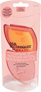Real Techniques Miracle Complexion Sponge + Case (Packaging May Vary)