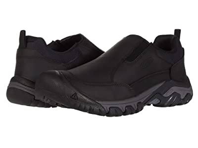 KEEN Targhee III Slip-On (Black/Magnet) Men