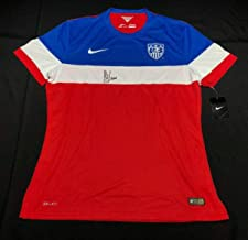 Clint Dempsey Signed 2014 World Cup Soccer Jersey