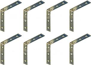 Osuter 30PCS Winkelverbinder Edelstahl mit Schrauben Winkel Bracket Robust Langlebig L-Form Winkel Verschluss f/ür M/öbel Winkel Holzbrett Regalhalterung 25 * 25 * 16mm