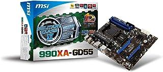 MSI 990XA-GD55 AM3+ ATX Motherboard