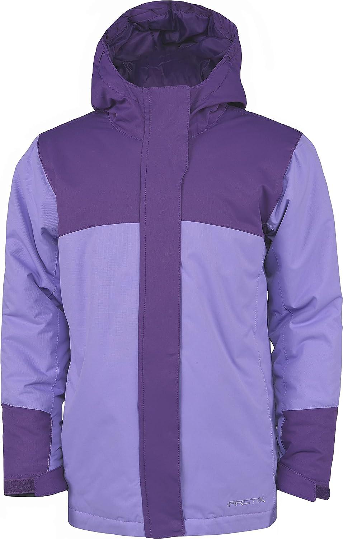 Arctix Girls Suncatcher Jacket Winter El Paso Mall Popular product Insulated