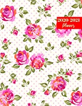 2020-2021 Planner: Nice 2 Year Calendar 2020-2021 Daily, Weekly & Monthly | 24 Months Agenda Personal Appointment