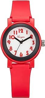 Vanyar Kids Time Teacher Quartz Wrist Watch Rubble Band
