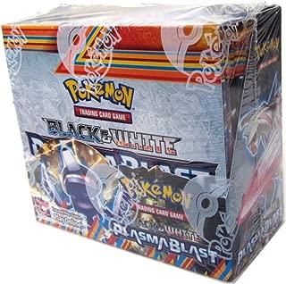 Pokémon Trading Card Game: Black & White Plasma Blast Booster Display (36 Packs)