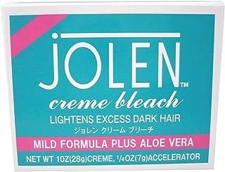 【医薬部外品】JOLEN(ジョレン) JOLEN JAPAN JOLEN cream bleach ジョレン クリーム ブリーチ アロエ入り マイルドタイプ 単品 28g