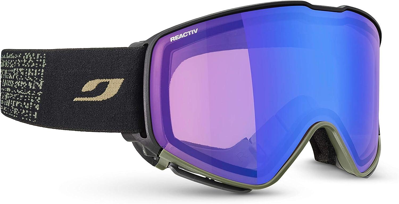 Julbo Quickshift 4S Goggles with Photochromic REACTIV Lens