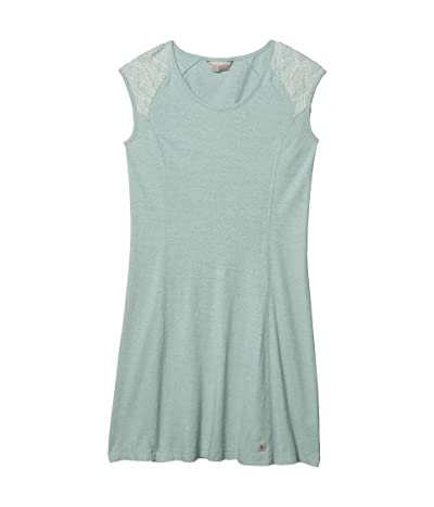 Royal Robbins Flynn Scoop Neck Dress (Blue Surf) Women