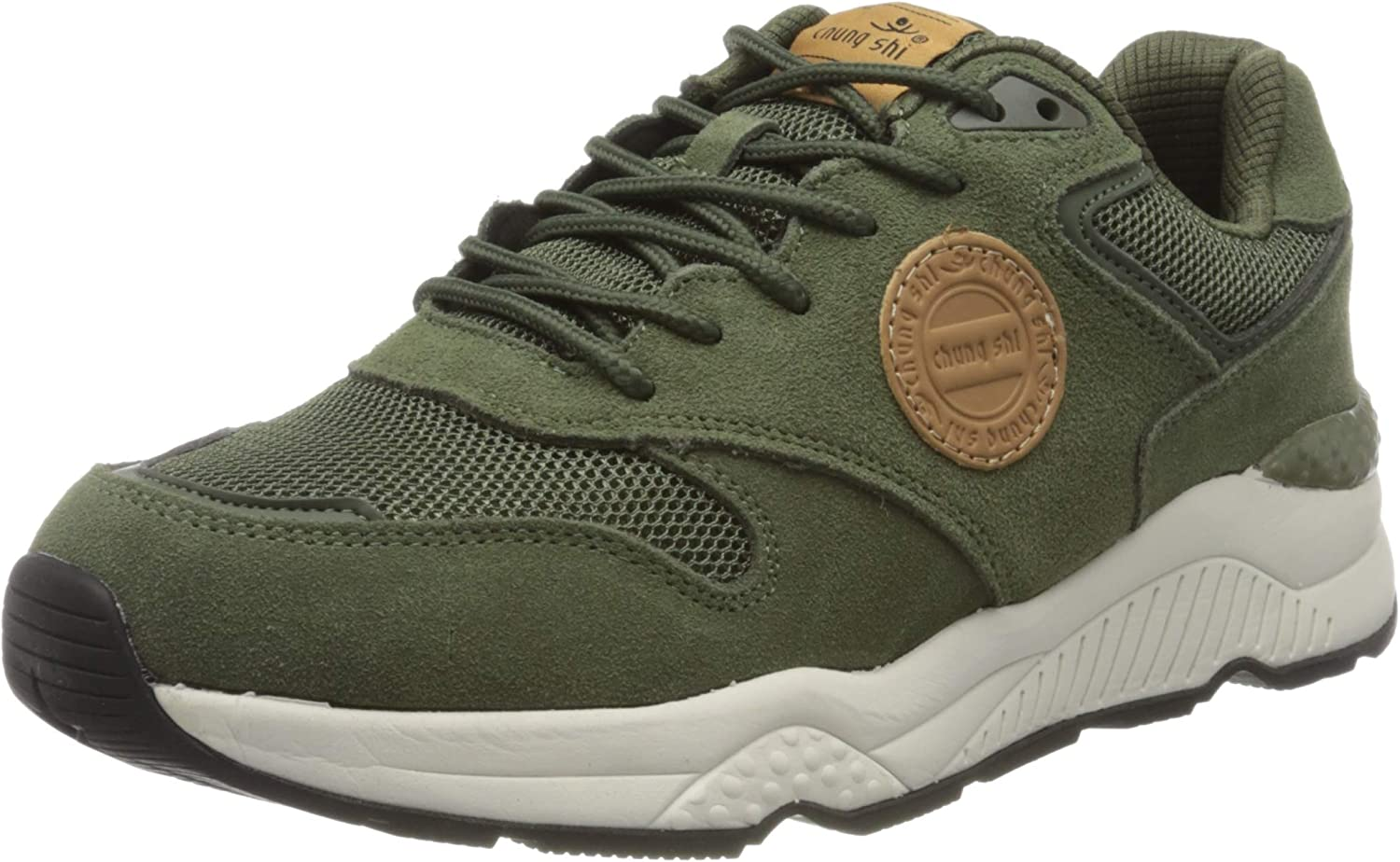 55% OFF Chung -Shi Women's Duxfree Shoes Vancouver Low Lace-up Purchase