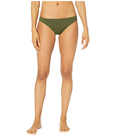 Vince Camuto Riviera Solids Classic Bikini Bottoms (Fern) Women