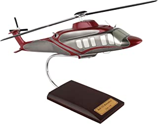 Executive Series Models Bell 525 Relentless Helicopter (1/40 Scale)