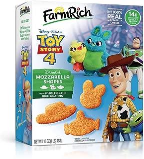 Farm Rich Toy Story 4 Mozzarella Shapes, 16 oz.