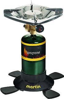 Martin Portable Outdoor Single Burner 10,000 BTU Bottle Top Propane Stove
