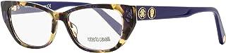 نظارات عين القطة من روبيرتو كافالي RC5108 055 هافانا/كحلي 52 ملم 5108
