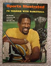 Bill Russell Announces His Retirement & Tells Why - Sports Illustrated - August 4, 1969 - Boston Celtics - SI