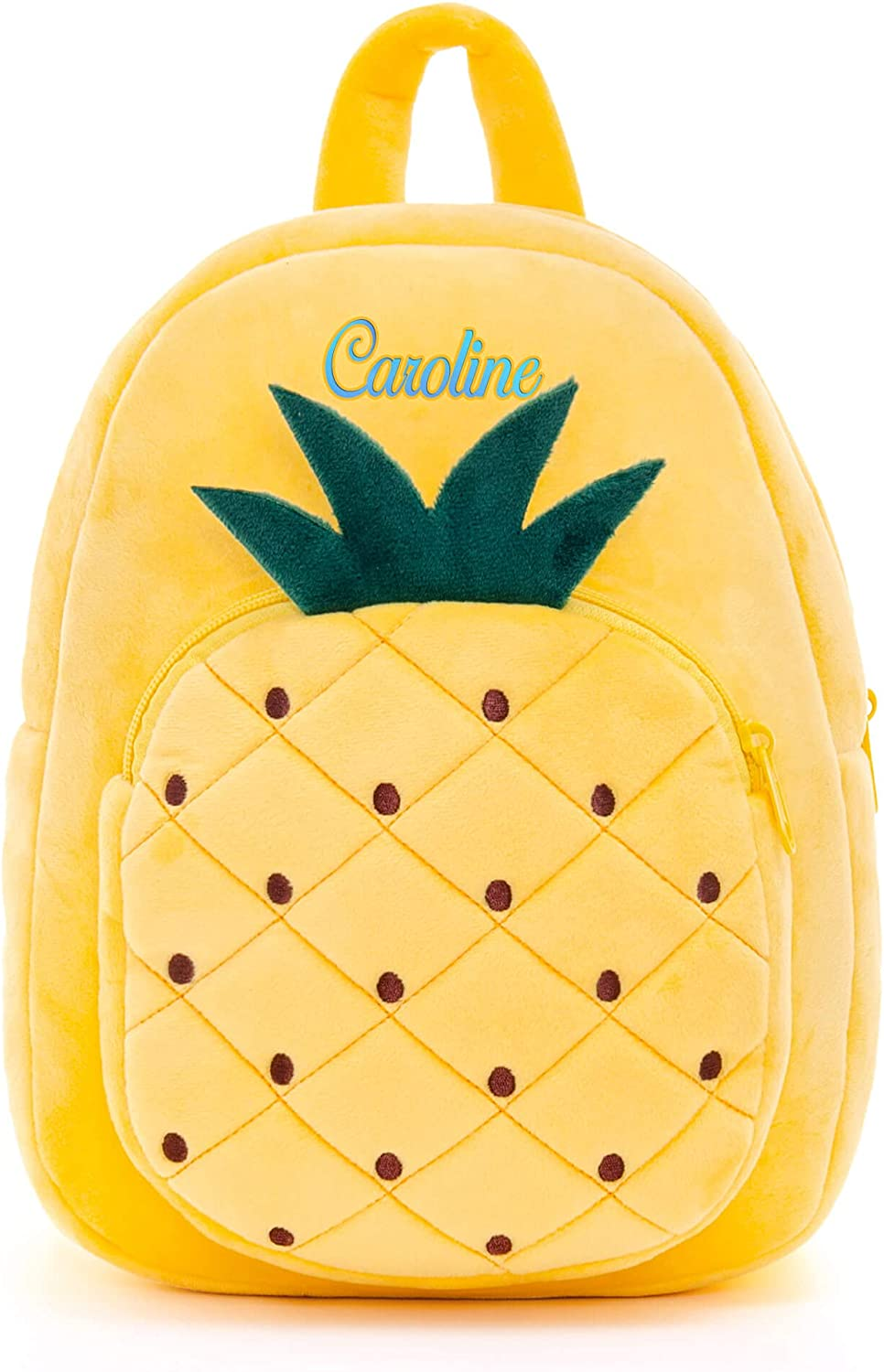 Super sale period limited Lazada Personalized Pineapple Toddler Backpack Backpa Baby Gifts Virginia Beach Mall
