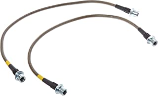 StopTech (950.44520) Brake Line Kit, Stainless Steel