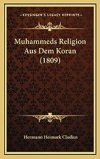 Muhammeds Religion Aus Dem Koran (1809)