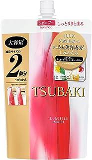 TSUBAKI(ツバキ) 【大容量】 しっとりまとまる シャンプー 詰め替え つめかえ用 660mL 660ミリリットル (x 1)
