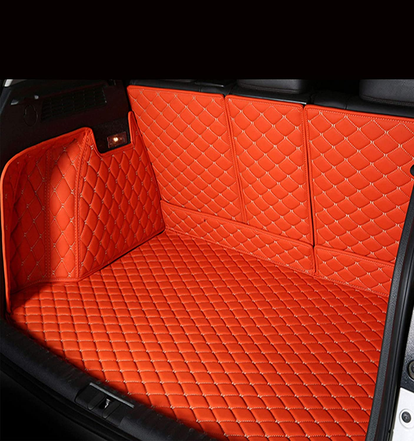 Super1Six Deluxe Flash Mats Trunk Fit New Free Shipping for Sequoia 2003~201 Toyot-A