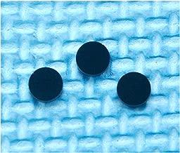 3pcs 9mm Filter Lens against 400-750nm / Pass 808-1064nm IR Laser Module