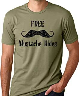 Best free mustache rides shirt Reviews