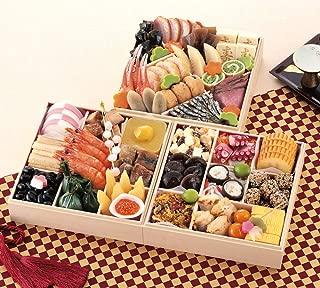 京菜味のむら おせち 華御所 三段重 40品 12月30日着