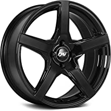 Dai Alloys Cor Custom Wheel - DW106 Series Gloss Black Rims - 16