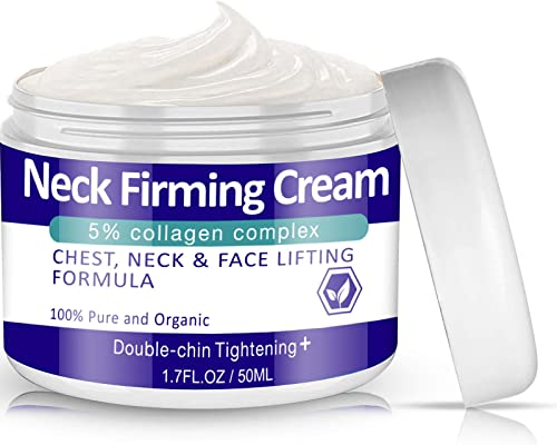 2021 Neck Firming Cream, Anti-aging 2021 Moisturizer to Tighten the new arrival Sagging Skin, Lifting wrinkles and Fading Lines on the Neck Suitable for Women Men online sale