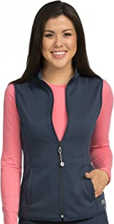 Med Couture Women's Bonded Fleece Med Tech Vest