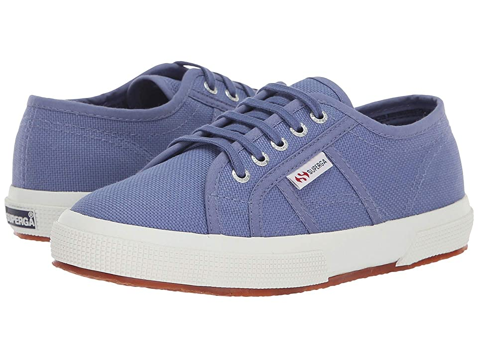 Superga Kids 2750 JCOT Classic (Toddler/Little Kid) (Light Blue) Kid