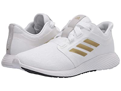 adidas Running Edge Lux 3 (Grey One/Gold Metallic/Footwear White) Women