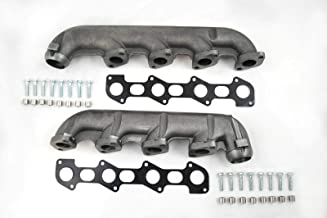 Ported High Flow Exhaust Manifolds for 2003-2010 Ford Powerstroke Diesel 6.0L 6.4L