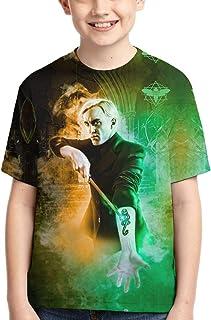 Kids T Shirt Tees T-Shirt Tops 3D Print Shirts for Boys Girls