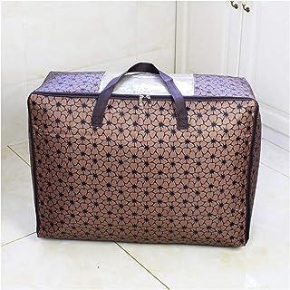 CGS2 Sac de rangement pliable pour vêtements avec imprimé Oxford pour le rangement des sacs de voyage XXL-70x30x50cm C