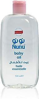 Nunu Baby Oil , 500 ml