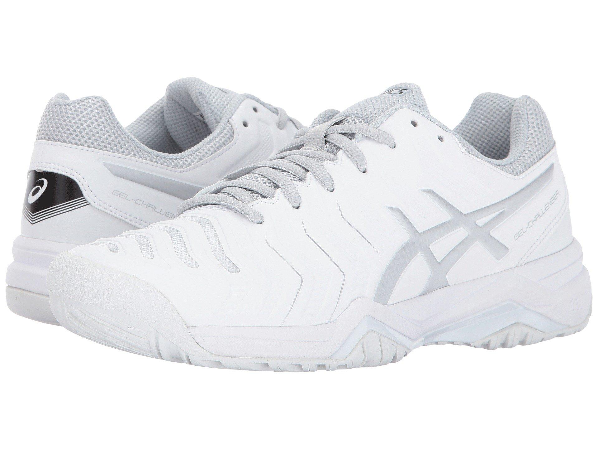 Gel Asics White 11 silver challenger RwFpdqw