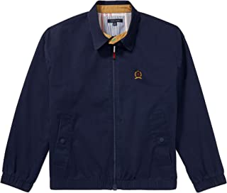 Men's Adaptive Yacht Jacket with Magnetic Zipper