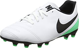 Tiempo Rio III Kid's Firm Ground Soccer Cleats