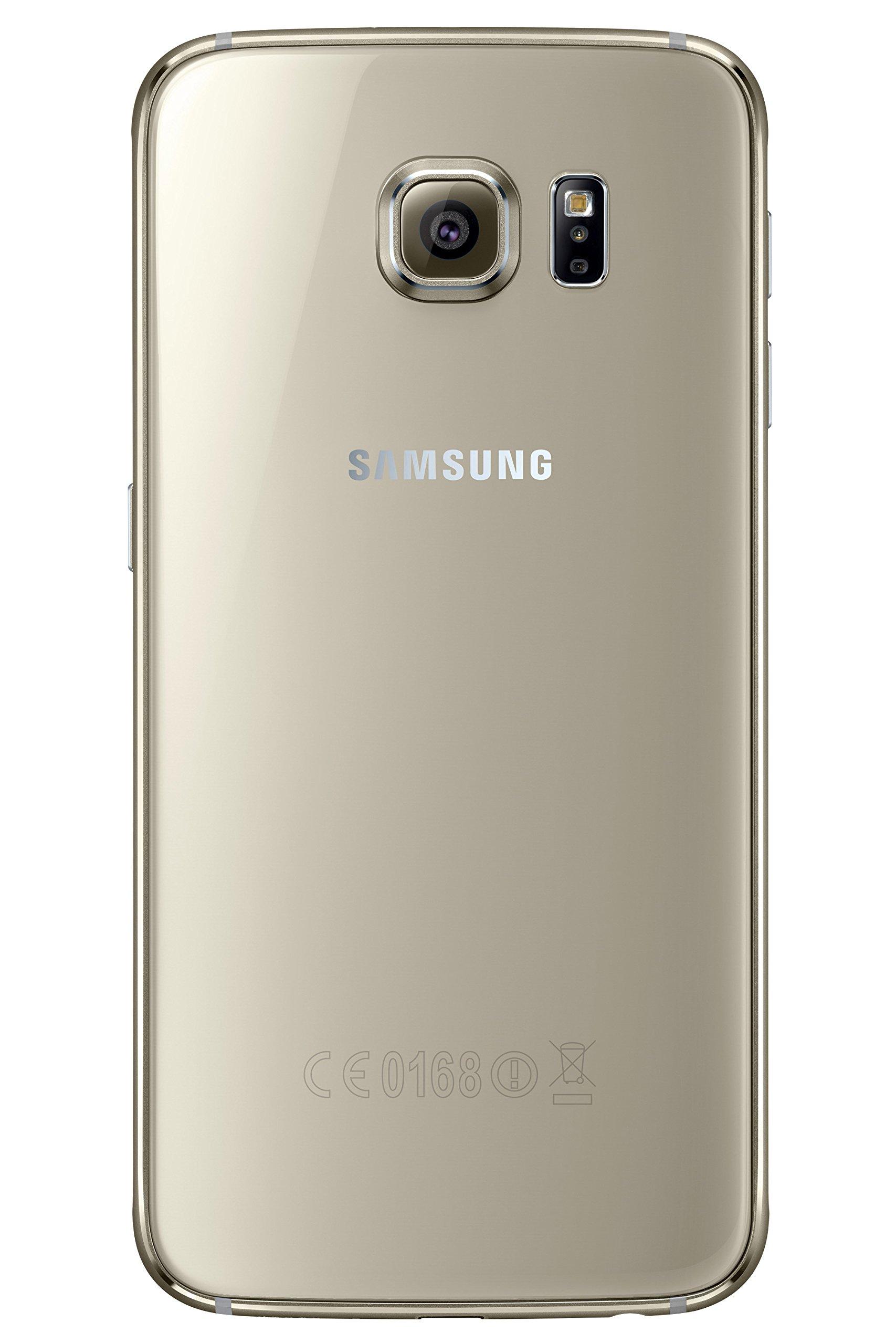 Samsung Galaxy S6 - Smartphone libre Android (pantalla 5.1 ...