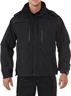 Tactical Men's Valiant Duty Jacket, TacTec System Compatible, YKK Aquaguard, Style 48153