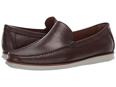 Kenneth Cole New York Cyrus Slip-On B (Brown) Men