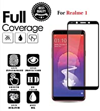JGD PRODUCTS 6D/11D full edge to edge full glue screen protector tempered glass for Realme 1
