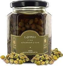 Capperi di Pantelleria in Olio extravergine d'oliva, Calibro Piccolo, 4/8 mm - vasetto 240g