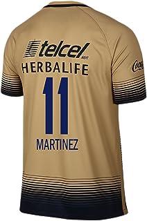 c2b579f764118 Nike Martinez   11 Pumas UNAM Hombres Away Jersey 2015 – 2016