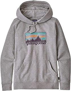 Patagonia Ws Solar Rays 73 AHNYA Hoody Felpe Femmes Blu Felpe